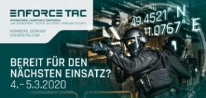 Besuchen Sie STM-Electronic auf der ENFORCE TAC 2020 - Hallo 12.0 Stand 12-222e